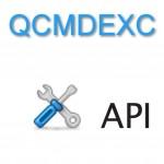 QCMDEXC API