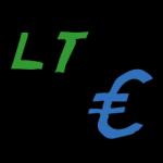 konwersja LTL EUR